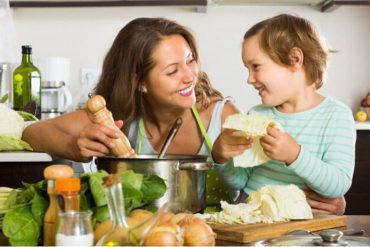 Ryan International School Blog - Healthy & balanced diet for your tiny tots by Pediatric Nutritionist Mrs. Parina Joshi