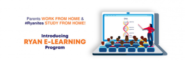 Ryan E-Learning: Ryanites Study From Home