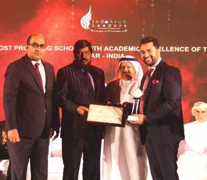 Ryan Group_Most Promising School with Academic Excellence of the Year Award