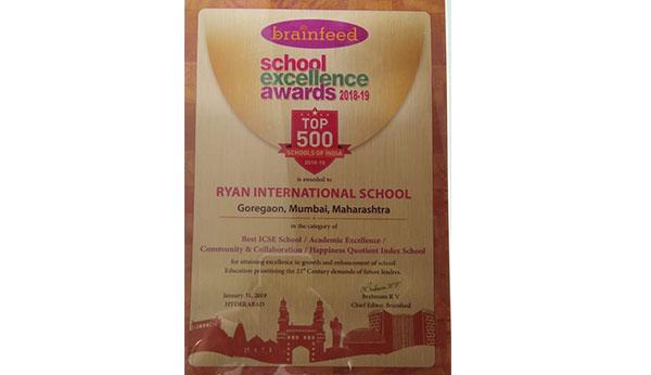 Brainfeed - Ryan International School, Goregaon East