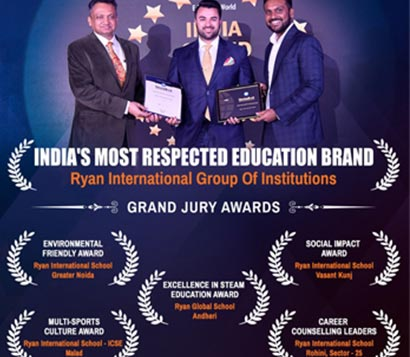 India's Most Respected Education Brand
