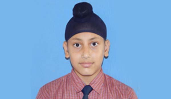 ashanpreet Singh - Ryan International School, Patiala Phase 2 - Ryan Group