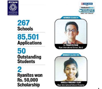 Hindustan Times Scholarship Programme