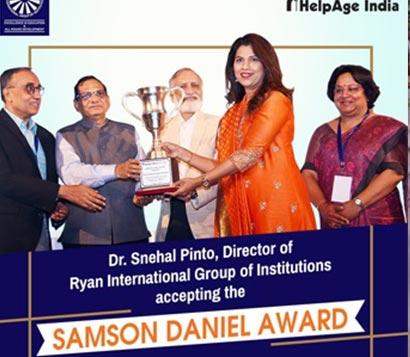Samson Daniel Award (2019)