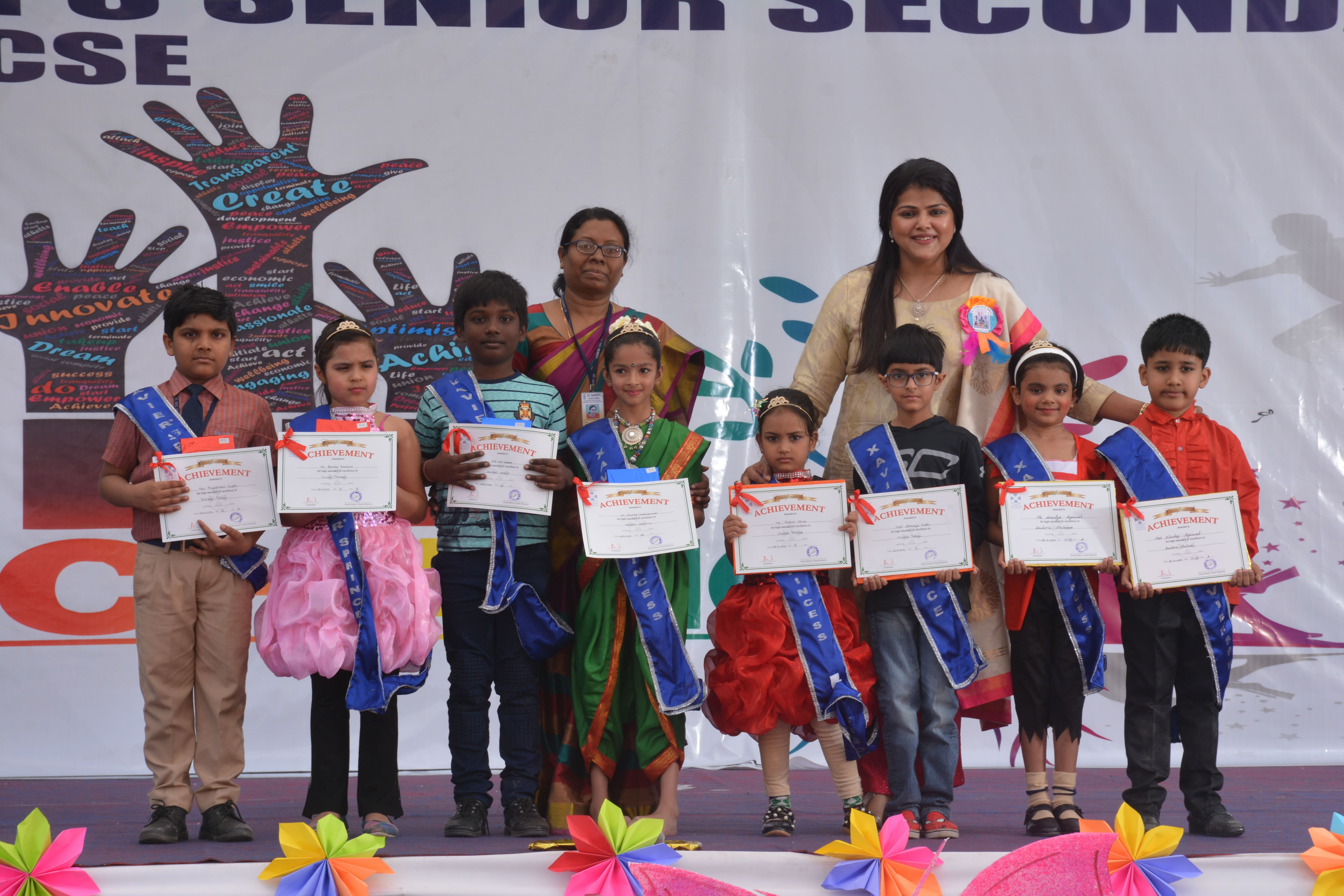 Special Assembly and Graduation Day Celebration - Ryan International School Civil Court Road, Dhamtari
