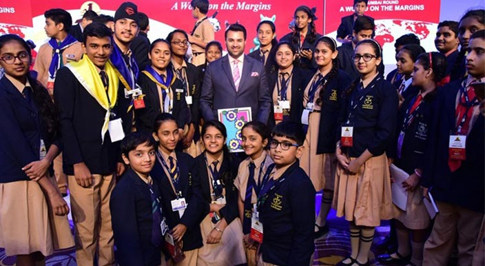 World Scholar's Cup Mumbai Round , 2019