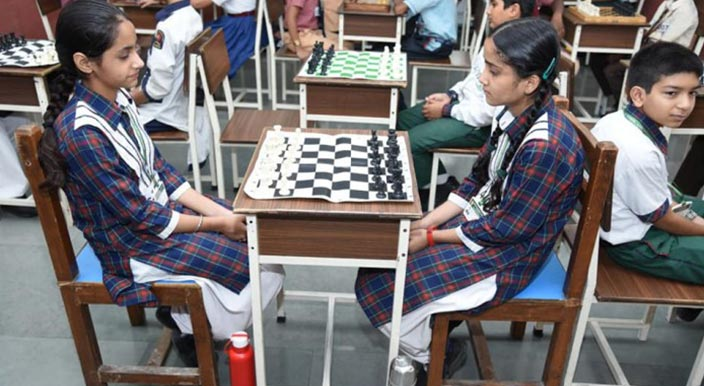 Inter Zonal Chess Tournament