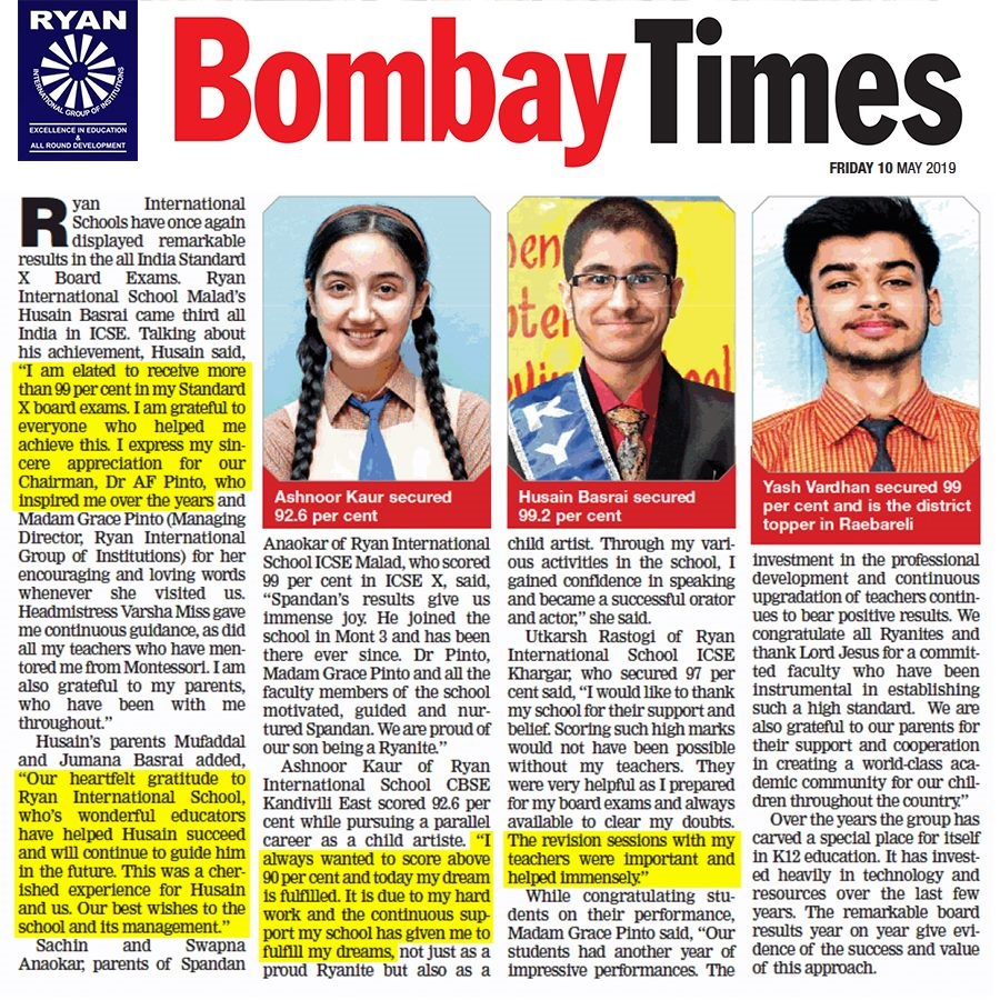 Featured in Bombay Times