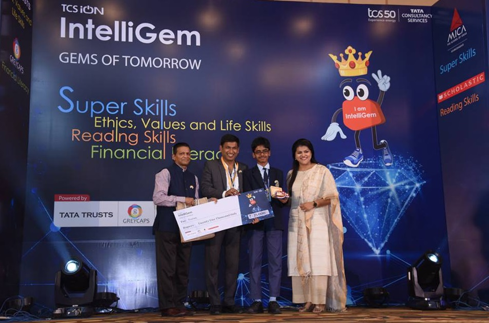 TCs iON Gems of Tomorrow Contest