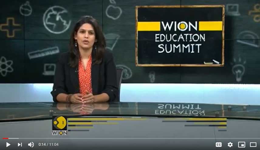 WION Education Summit - Dr. Snehal Pinto