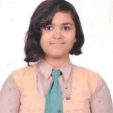 Heba Mohammed Yaqub Azmi - Ryan International School, Ravigram