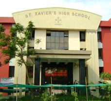 Xaviers High School, Hingna Road, MIDC - Nagpur, CBSE