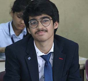 Mr Arnav Deshpande - Ryan International School, Goregaon East